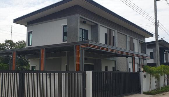 โครงการ บ้านแฝด 2 ชั้น