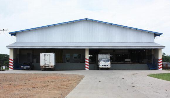 โรงงานผลิตน้ำแข็งไทยคูลไอซ์ จำกัด