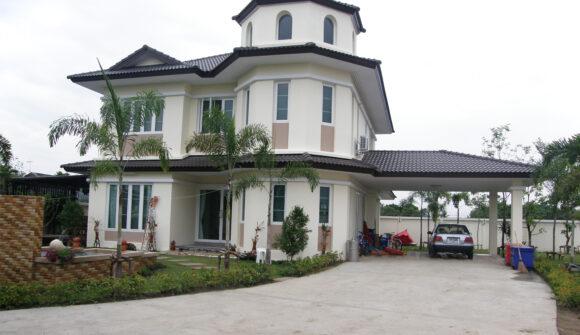 บ้านพักอาศัย 2 ชั้น จ.เชียงใหม่