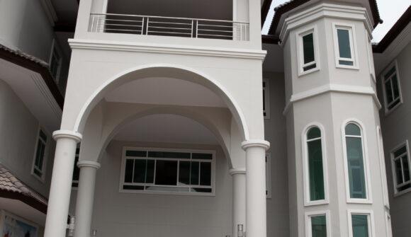 บ้านพักอาศัย 3 ชั้น ซ.จรัญสนิทวงศ์ 13
